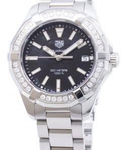 Tag Heuer Aquaracer WAY131P.BA0748 Diamond Accents Quartz 300M Women's Watch
