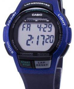 Casio Youth WS-1000H-2AV WS1000H-2AV Illuminator Digital Men's Watch