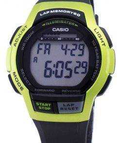 Casio Youth WS-1000H-3AV WS1000H-3AV Illuminator Digital Men's Watch