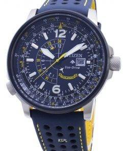 Citizen Blue Angels BJ7007-02L Eco-Drive 200M Men's Watch