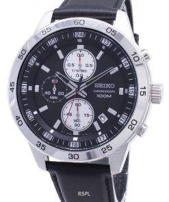 Seiko Chronograph SKS649 SKS649P1 SKS649P Quartz Analog Men's Watch