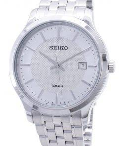Seiko Quartz SUR289 SUR289P1 SUR289P Analog Men's Watch