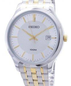 Seiko Neo Classic SUR295 SUR295P1 SUR295P Quartz Analog Men's Watch
