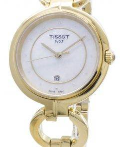 Tissot T-Lady Flamingo T094.210.33.116.00 T0942103311600 Diamond Accents Women's Watch