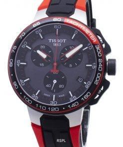 Tissot T-Sport T-Race Cycling T111.417.27.441.00 T1114172744100 Tachymeter Men's Watch