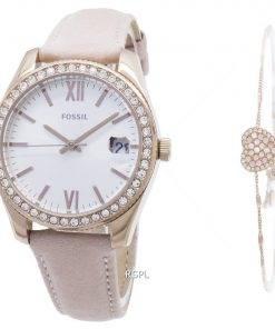 Fossil Scarlette Quartz ES4607SET Women's Watch