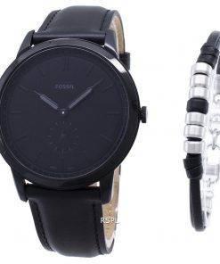 Fossil The Minimalist-Mono Quartz FS5500SET Men's Watch
