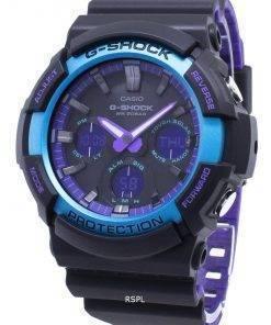 Casio G-Shock GAS-100BL-1A GAS100BL-1A Shock Resistant 200M Men's Watch