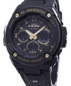 Casio G-Shock G-Steel GST-S300GL-1A GSTS300GL-1A Shock Resistant 200M Men's Watch