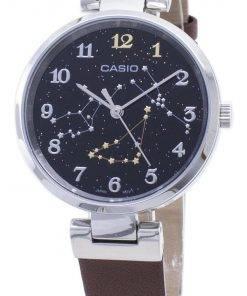 Casio Quartz LTP-E12L-5A2 LTPE12L-5A2 Analog Women's Watch