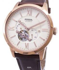 Fossil Townsman Automatic Skeleton ME3105 Men's Watch