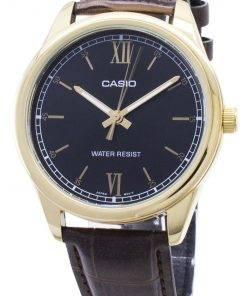 Casio Quartz MTP-V005GL-1B2 MTPV005GL-1B2 Analog Men's Watch