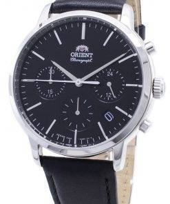 Orient Contemporary Chronograph RA-KV0303B00C Quartz Japan Made Men's Watch