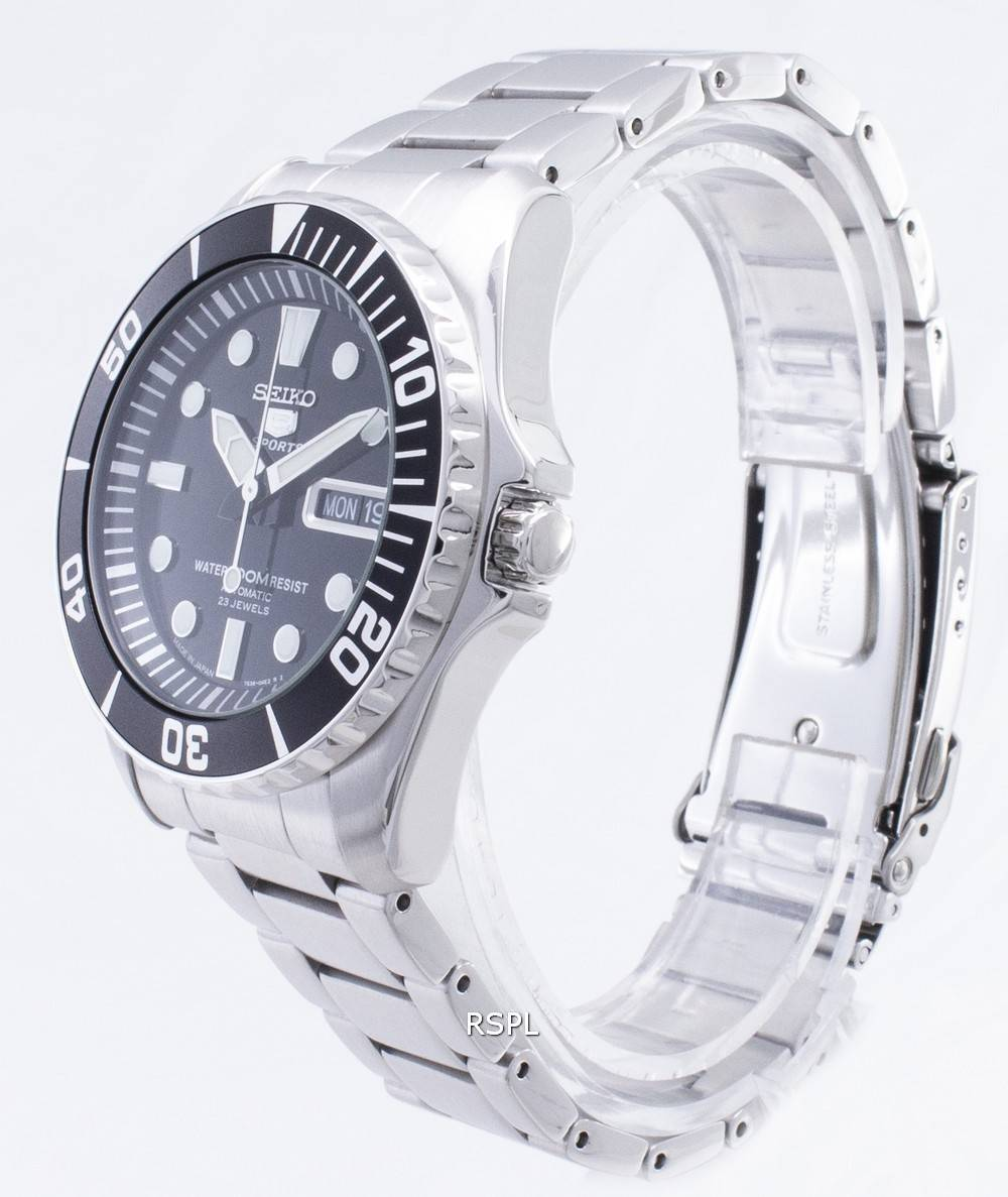 promo code b2869 84072 Seiko Automatic Divers 23 Jewels 100m Made in Japan SNZF17J1 SNZF17J SNZF17  Mens Watch