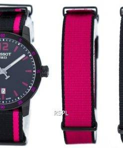 Tissot T-Sport Quickster Quartz T095.410.37.057.01 T0954103705701 Men's Watch