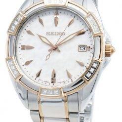 Seiko Conceptual SKK878P SKK878P1 SKK878 Diamond Accents Quartz Women's Watch