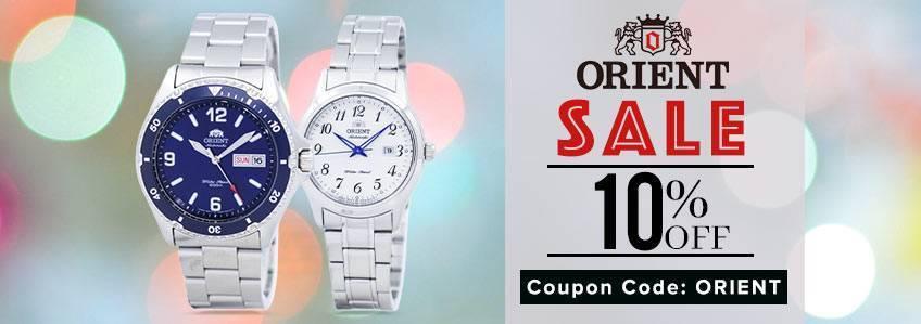 Orient Sale