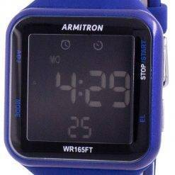 Armitron Sport 408417BLU Quartz Unisex Watch