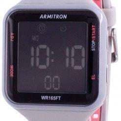 Armitron Sport 408417PGY Quartz Unisex Watch