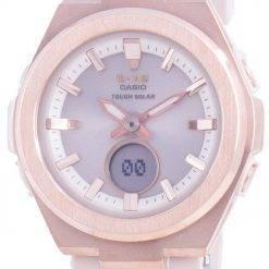 Casio Baby-G G-MS MSG-S200G-4A Solar Shock Resistant Women's Watch